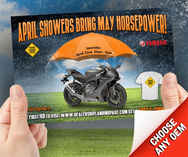 2019 SPRING April Showers Powersports at PSM Marketing - Peachtree City, GA 30269