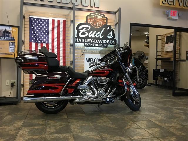 2017 Harley-Davidson Electra Glide CVO Limited at Bud's Harley-Davidson