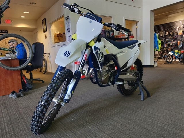 2022 Husqvarna FC 450 at Power World Sports, Granby, CO 80446