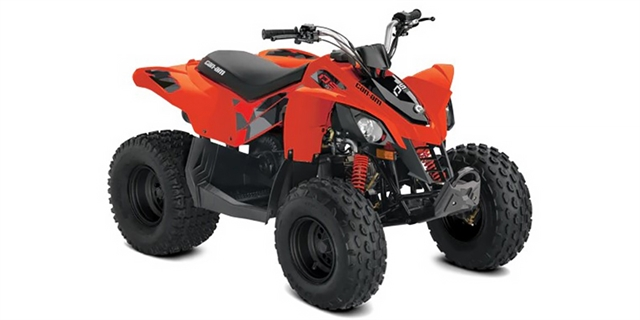 2019 Can-Am DS 70 at Jacksonville Powersports, Jacksonville, FL 32225