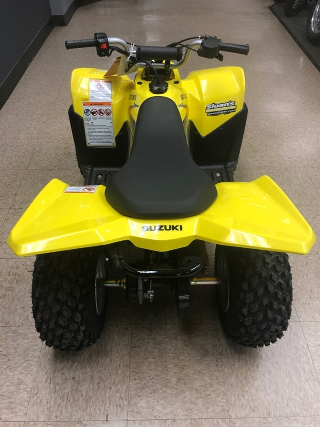2020 Suzuki QuadSport Z50 at Sloans Motorcycle ATV, Murfreesboro, TN, 37129