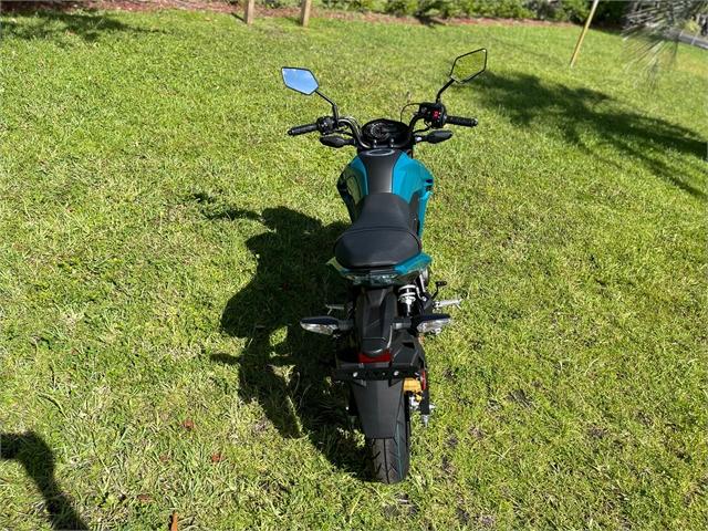 2021 Kawasaki Z125 PRO Base at Powersports St. Augustine