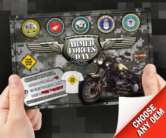 2018 ANYTIME Armed Forces Day Powersports at PSM Marketing - Peachtree City, GA 30269