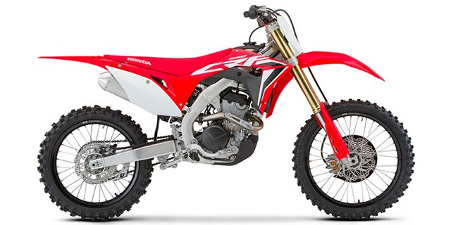 2021 Honda CRF 250R at Wild West Motoplex
