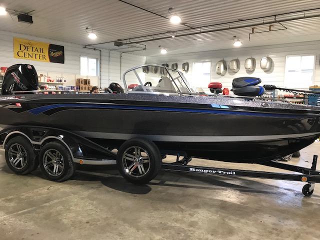 2019 Ranger Fisherman Fs 621 Boat Farm
