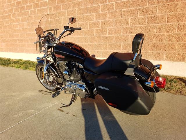 2014 Harley-Davidson Sportster SuperLow 1200T at Legacy Harley-Davidson