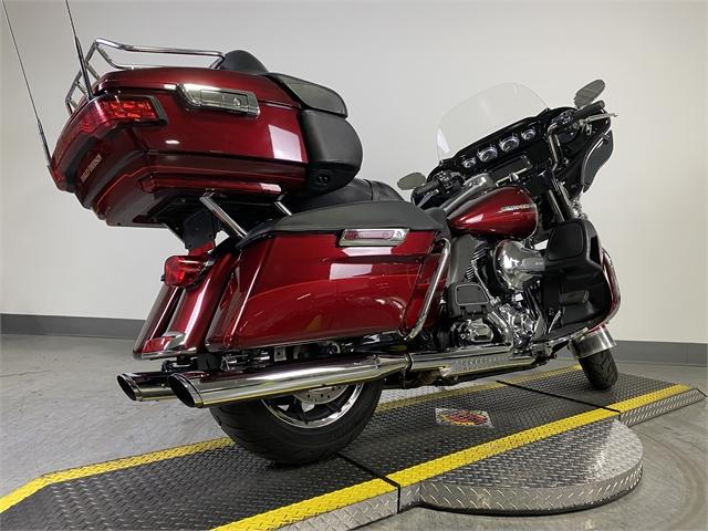 2016 Harley-Davidson Electra Glide Ultra Limited at Worth Harley-Davidson