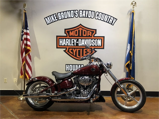 2008 Harley-Davidson Softail Rocker C at Mike Bruno's Bayou Country Harley-Davidson