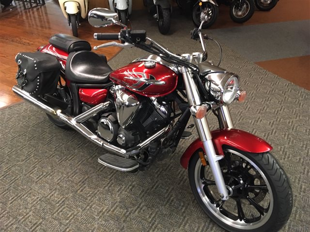 2014 Yamaha V Star 950 Base at Ehlerding Motorsports