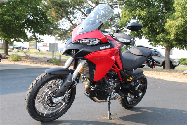 2021 Ducati Multistrada 950 S Spoked Wheels at Aces Motorcycles - Fort Collins