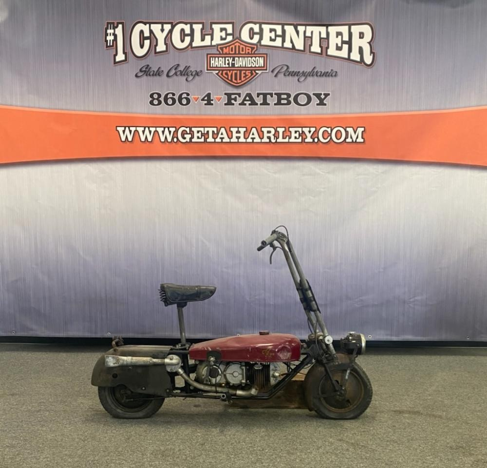 1948 INDIAN PAPOOSE at #1 Cycle Center Harley-Davidson