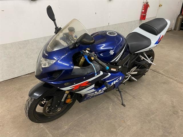 2004 Suzuki GSX-R 600 at Hebeler Sales & Service, Lockport, NY 14094