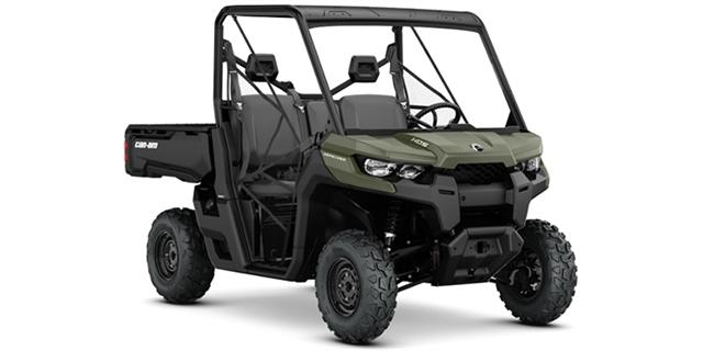 2020 Can-Am Defender HD5 at Jacksonville Powersports, Jacksonville, FL 32225