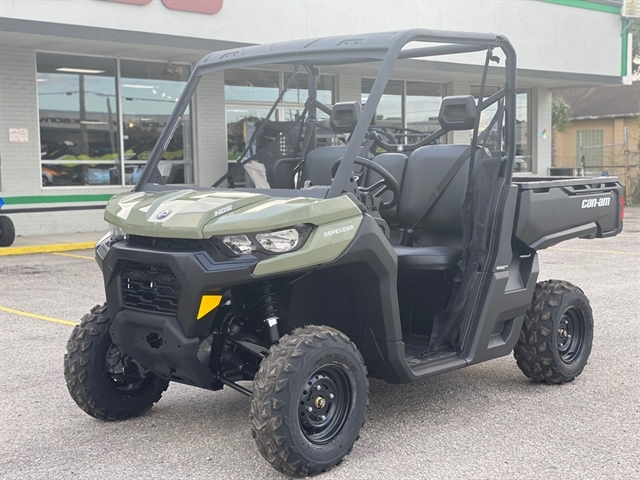 2020 Can-Am Defender HD5 at Jacksonville Powersports, Jacksonville, FL 32225
