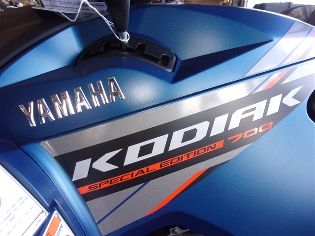 2019 Yamaha Kodiak 700 EPS SE at Bobby J's Yamaha, Albuquerque, NM 87110