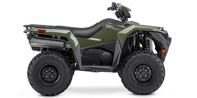 2020 Suzuki KingQuad 500 AXi at Hebeler Sales & Service, Lockport, NY 14094