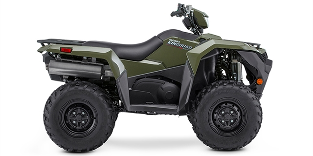2020 Suzuki KingQuad 500 AXi at Hebeler Sales & Service, Lockport, NY 14094