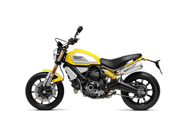 2020 Ducati Scrambler 1100 at Eurosport Cycle