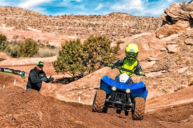 2021 Kawasaki KFX 50 at Kawasaki Yamaha of Reno, Reno, NV 89502