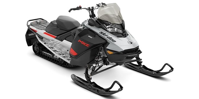 2021 Ski-Doo MXZ Sport 600 EFI at Hebeler Sales & Service, Lockport, NY 14094