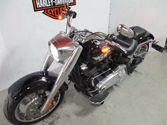 2019 Harley-Davidson Softail Fat Boy Fat Boy at Suburban Motors Harley-Davidson