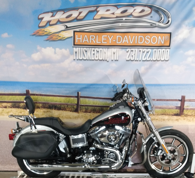 2014 Harley-Davidson Dyna Low Rider at Hot Rod Harley-Davidson