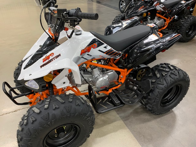 2020 KAYO AU125-W at Got Gear Motorsports