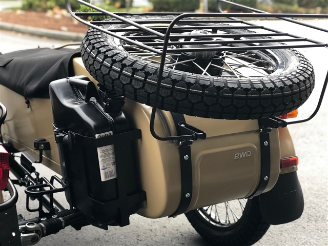 2018 Ural Gear Up 2 Wheel Drive 750 at Lynnwood Motoplex, Lynnwood, WA 98037