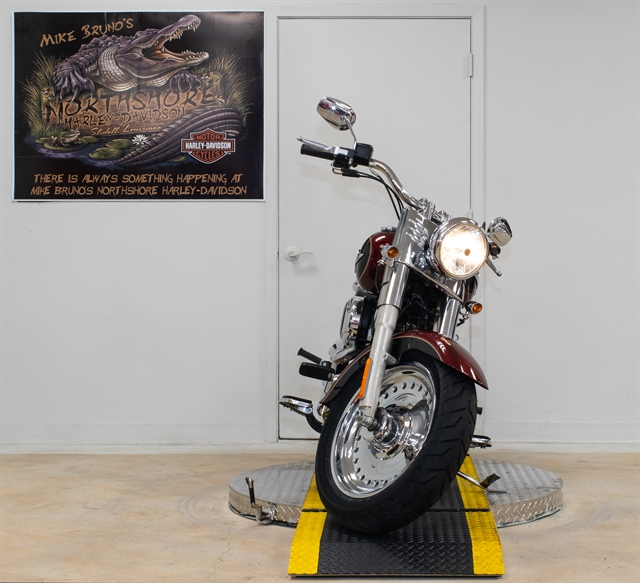 2014 Harley-Davidson Softail Fat Boy at Mike Bruno's Northshore Harley-Davidson