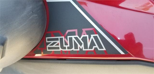 2018 Yamaha Zuma 50F at Powersports St. Augustine