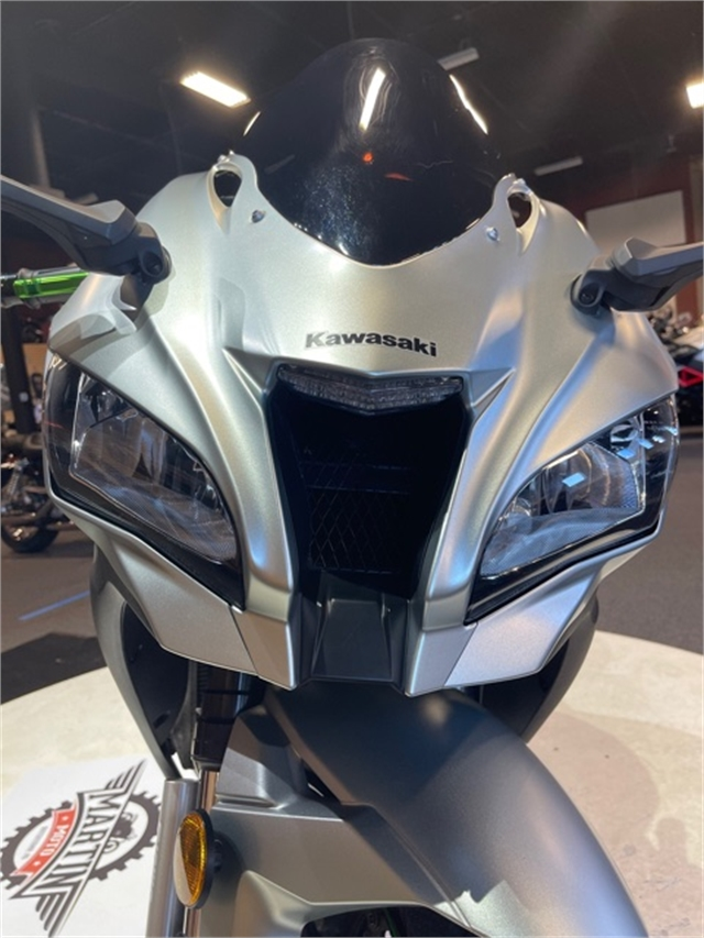 2018 Kawasaki Ninja ZX-10R ABS ABS at Martin Moto