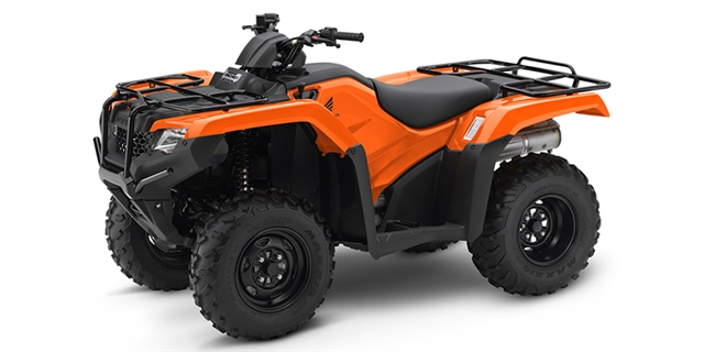 2018 Honda FourTrax Rancher 4X4 4X4 at Genthe Honda Powersports, Southgate, MI 48195