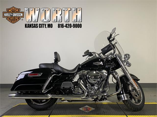2015 Harley-Davidson Road King Base at Worth Harley-Davidson