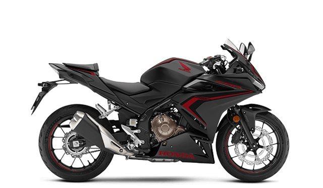 2021 Honda CBR500R ABS CBR500R ABS at Interstate Honda