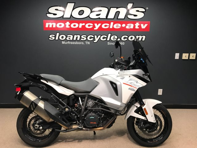2016 KTM Super Adventure 1290 at Sloans Motorcycle ATV, Murfreesboro, TN, 37129