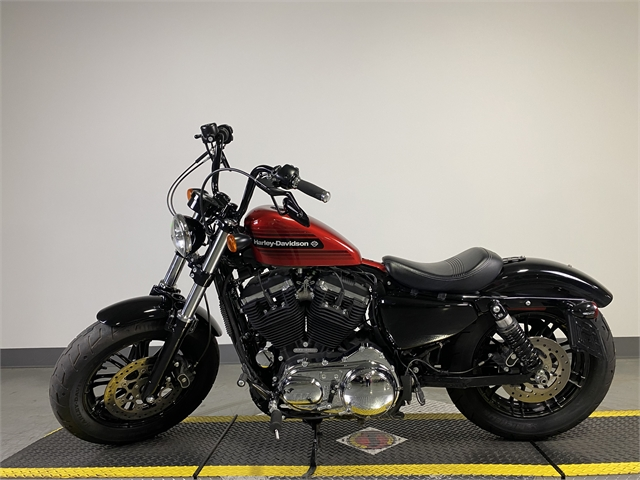 2019 Harley-Davidson Sportster Forty-Eight Special at Worth Harley-Davidson