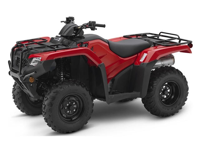 2020 Honda Rancher 4X4 Automatic DCT IRS 4X4 Automatic DCT IRS at Bay Cycle Sales