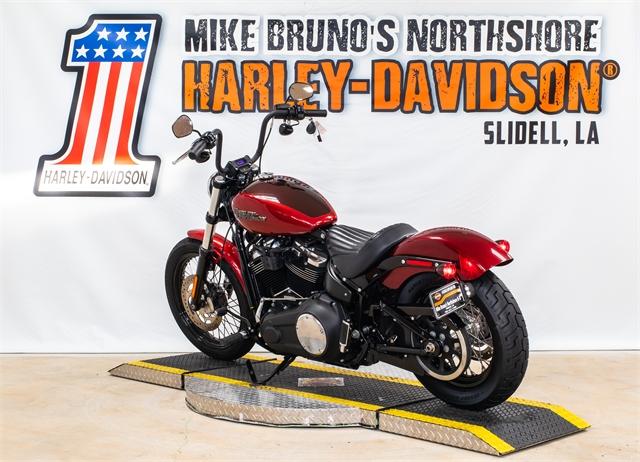 2018 Harley-Davidson Softail Street Bob at Mike Bruno's Northshore Harley-Davidson
