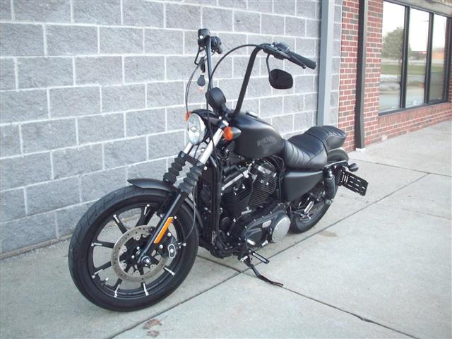2018 Harley-Davidson Sportster Iron 883 at Indianapolis Southside Harley-Davidson®, Indianapolis, IN 46237