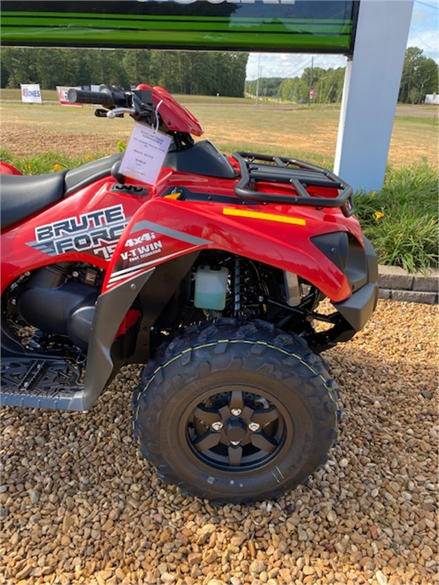2021 Kawasaki Brute Force 750 4x4i at R/T Powersports