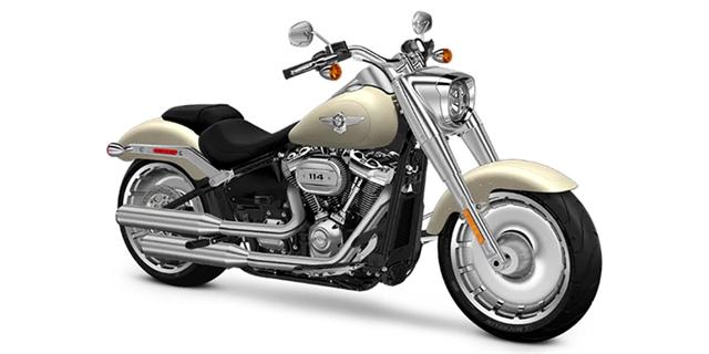 2018 Harley-Davidson Softail Fat Boy 114 at Zips 45th Parallel Harley-Davidson