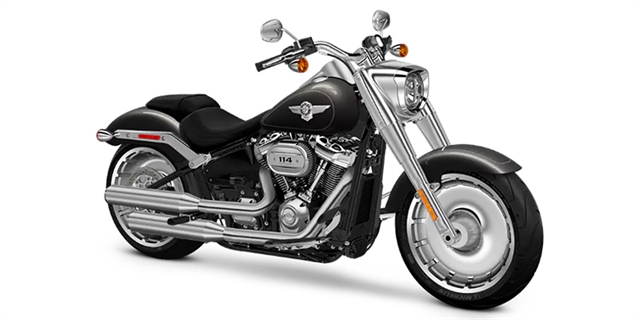 2018 Harley-Davidson Softail Fat Boy 114 at Zips 45th Parallel Harley-Davidson