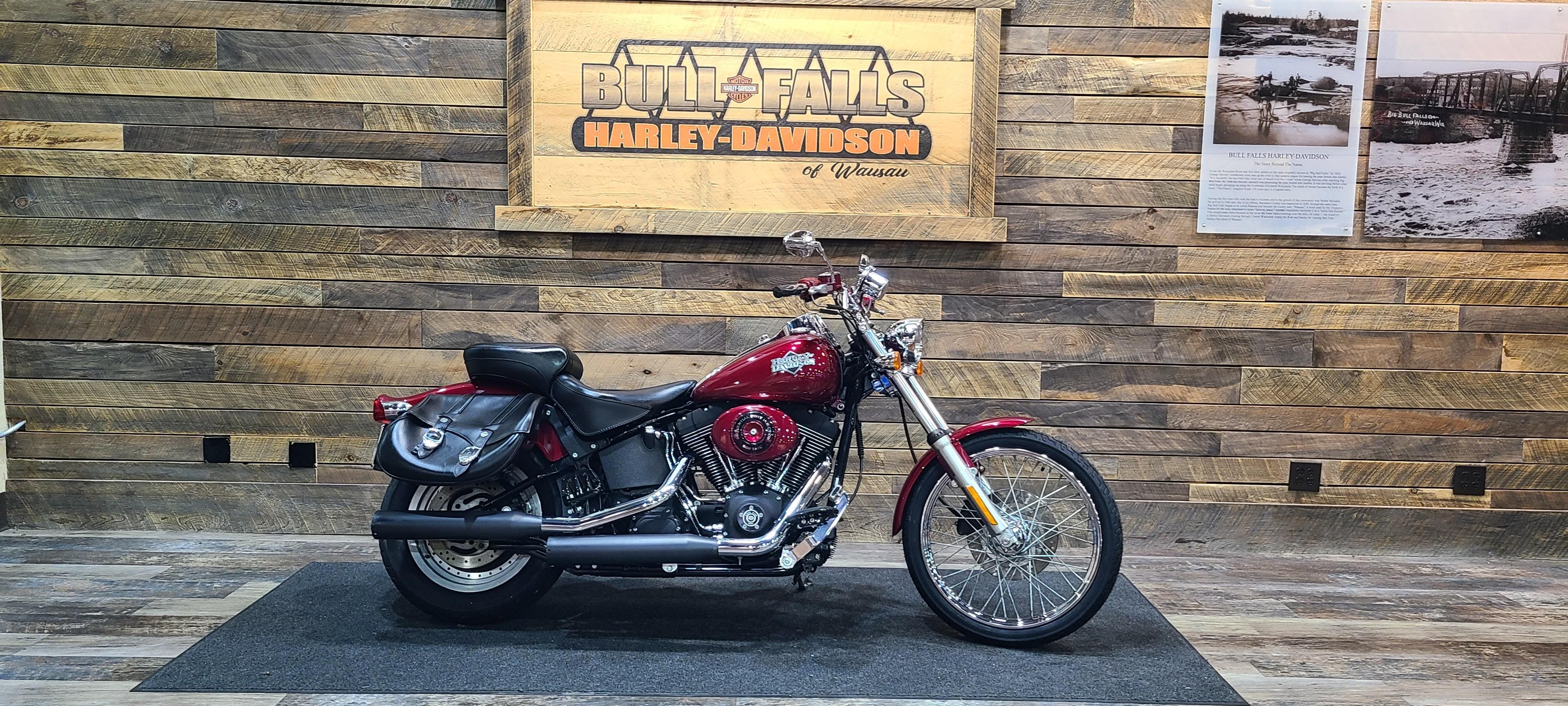 2004 Harley-Davidson Softail Night Train at Bull Falls Harley-Davidson