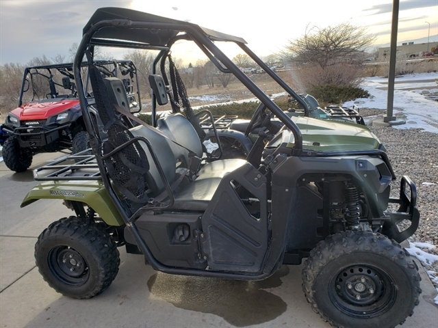 2017 Honda Pioneer 500 Base at Interstate Honda