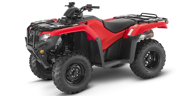 2020 Honda FourTrax Rancher ES at Kent Motorsports, New Braunfels, TX 78130