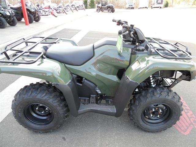 2020 Honda FourTrax Rancher ES at Kent Motorsports, New Braunfels, TX 78130