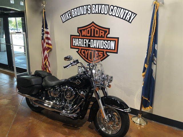 2020 Harley-Davidson FLHC at Mike Bruno's Bayou Country Harley-Davidson