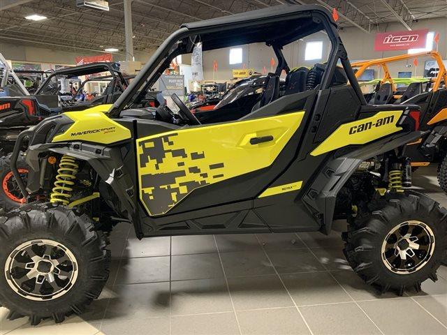 2019 Can-Am Maverick  Sport X mr 1000R X mr 1000R at Star City Motor Sports