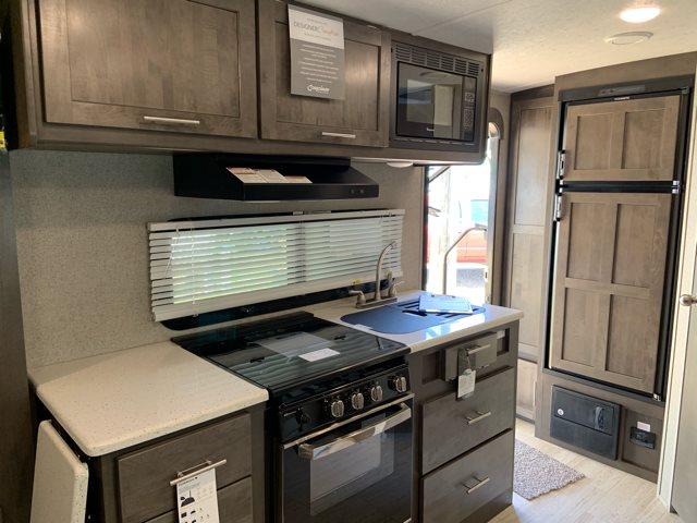 2020 Forest River Rockwood Mini Lite 2109S Rear Bath at Campers RV Center, Shreveport, LA 71129