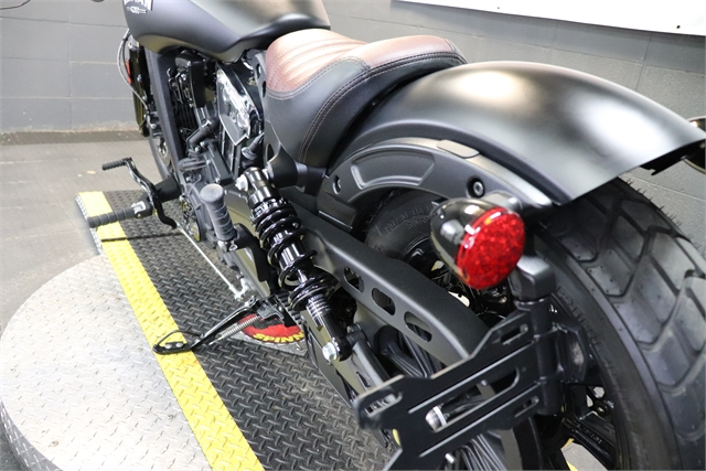 2021 Indian Scout Scout Bobber - ABS at Used Bikes Direct